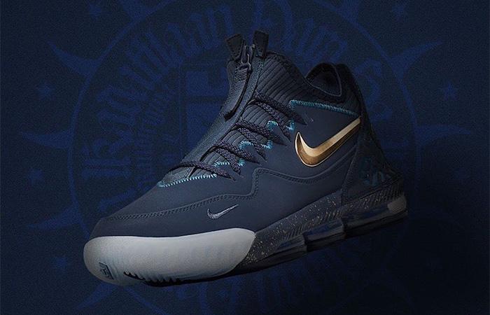 Titan Nike LeBron 16 Low Agimat CJ9919