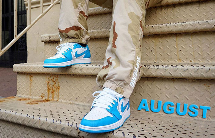 Top 8 Sneaker Releases From August 2019 ft