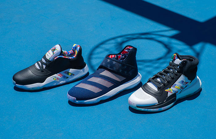 adidas Is Determined To Drop adidas Ball Around The World Collection ft
