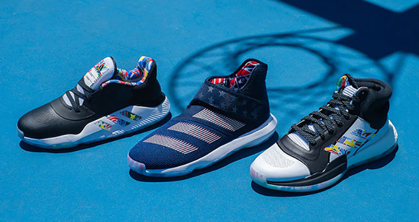 adidas Is Determined To Drop adidas Ball Around The World Collection