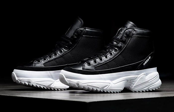 adidas Kiellor Xtra Is Releasing With An Inspiration Of Combat Boots Look ft