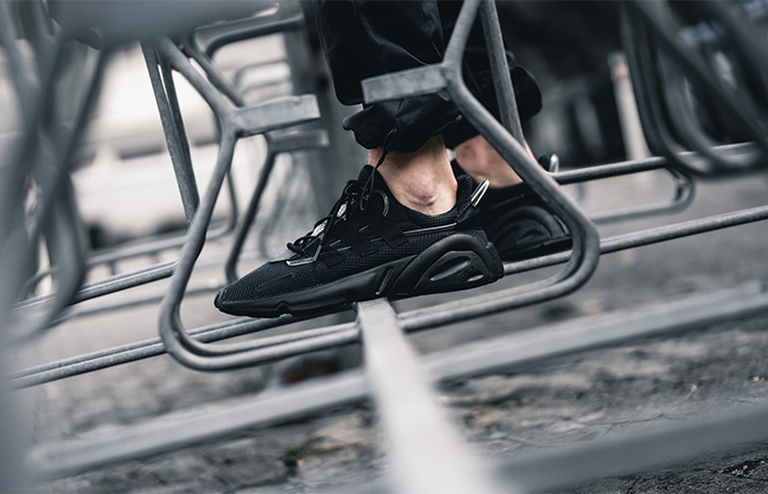 adidas Lxcon Core Black EE5900 on foot 01