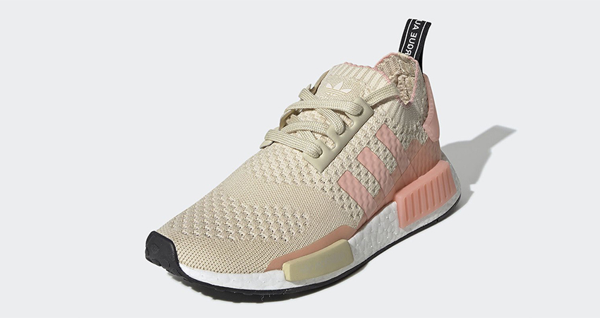 adidas NMD R1 Primeknit Returning With Desert Sand Colour 02