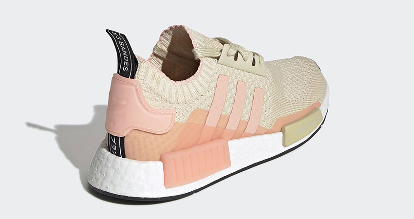 adidas NMD R1 Primeknit Returning With Desert Sand Colour 05
