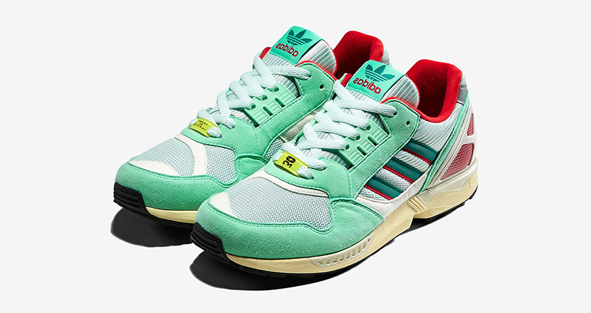 adidas Originals Celebrates 30 Years Of Torsion By Launching Colourful ZX Collection 04