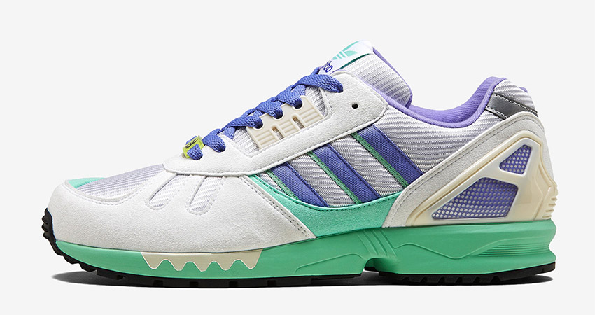 adidas Originals Celebrates 30 Years Of Torsion By Launching Colourful ZX Collection 05