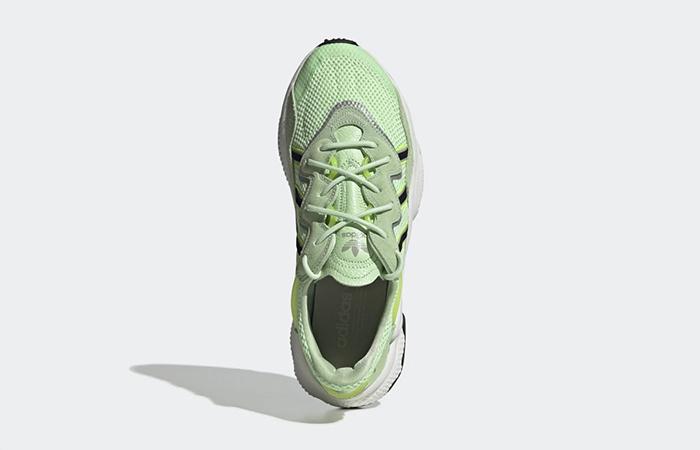 adidas Ozweego Glow Green EE6466