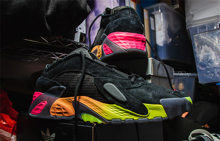 adidas Streetball Coming With A Rainbow Coloured Midsole ft