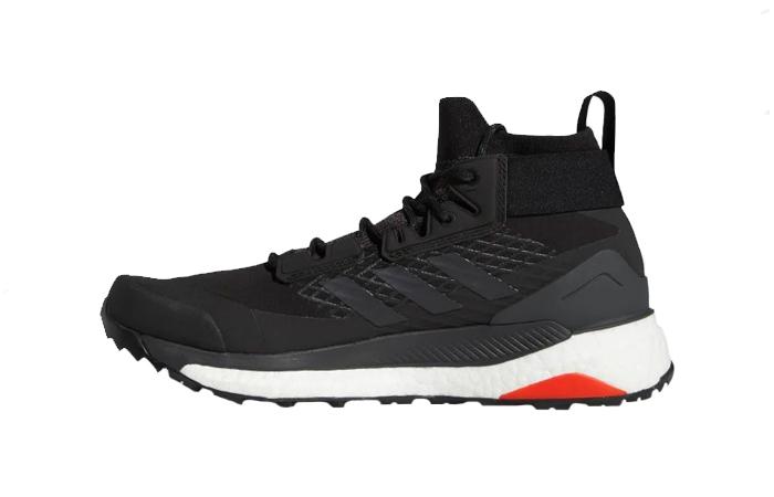 adidas Terrex Free Hiker GTX Black G26535 01