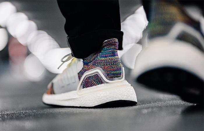 adidas Ultra Boost 19 Pride EF3675 on foot 03