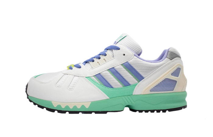 buy online 592e6 44fd7 adidas ZX 7000 30 Years Of Torsion White Green FU8404