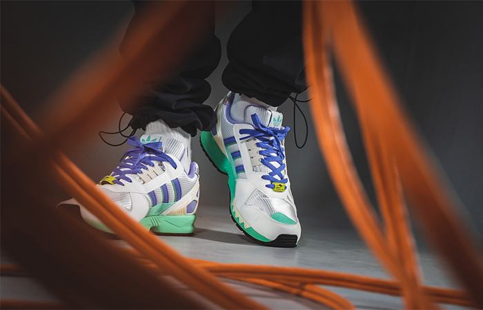 adidas ZX 7000 30 Years Of Torsion White Green