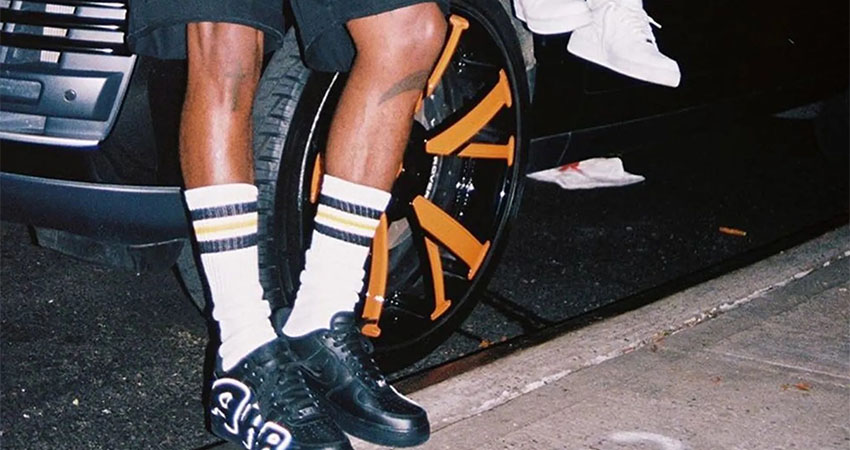 nike air force 1 asap rocky