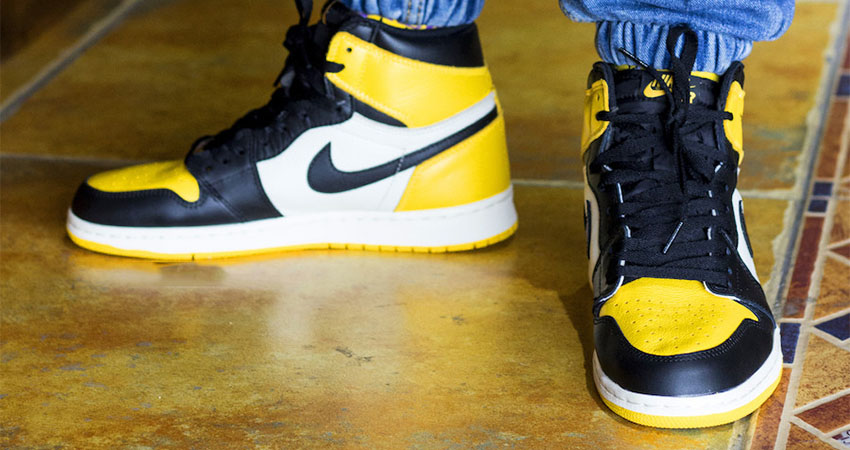 Air Jordan 1 Retro High OG Can Be Releases On This Fall 01