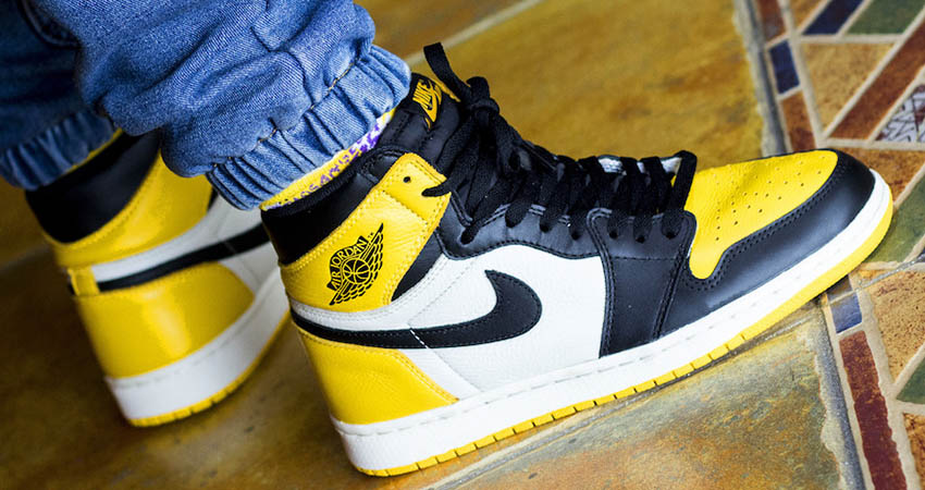 Air Jordan 1 Retro High OG Can Be Releases On This Fall 02