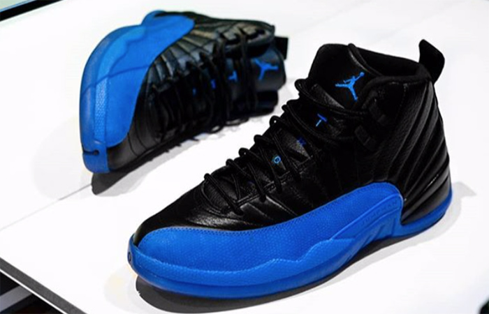 Air Jordan 12 Game Royal Has The Perfect Colour Combination ft
