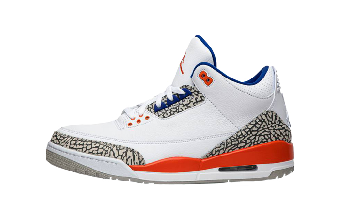 Air Jordan 3 Knicks White 136064-148 01