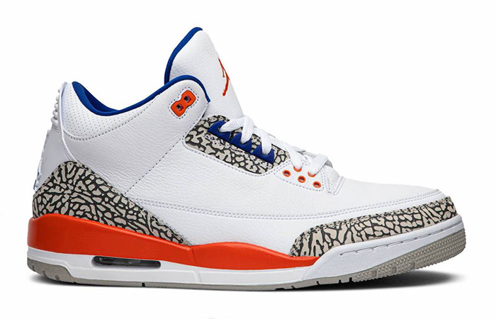Air Jordan 3 Knicks White 136064-148 06
