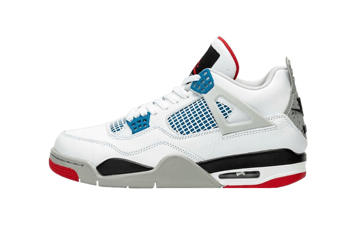 Air Jordan 4 What The White Red CI1184-146 01