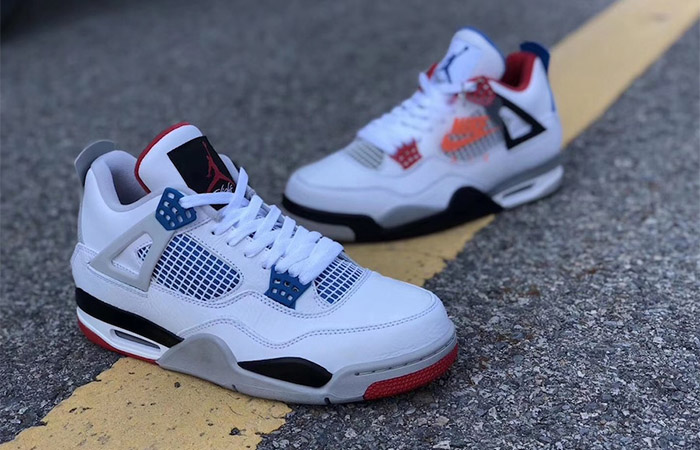 Air Jordan 4 What The White Red CI1184-146 03