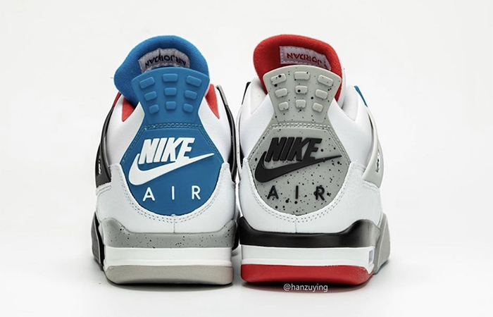 Air Jordan 4 What The White Red CI1184-146 07