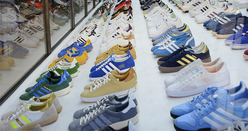 An Exibition Will Take Place Over 1000 Archival adidas SPEZIAL Sneakers Next Month