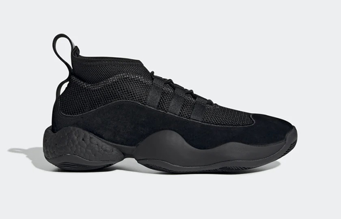 BED J.W. FORD adidas Crazy BYW Black EF3836 03