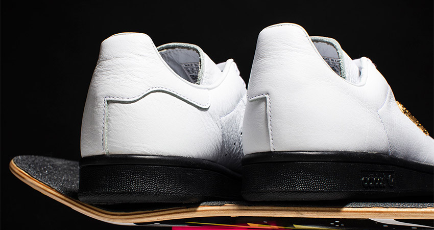 Closer Look At The Fucking Awesome adidas Stan Smith White 03