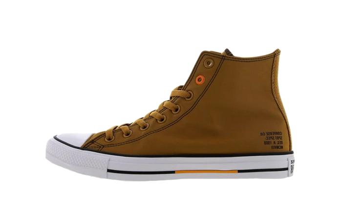 Converse Chuck Taylor All Star High Brown 166547C 01