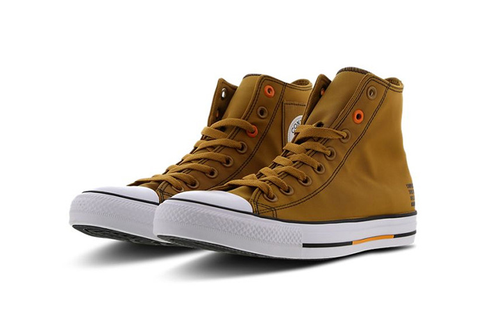 Converse Chuck Taylor All Star High Brown 166547C 02