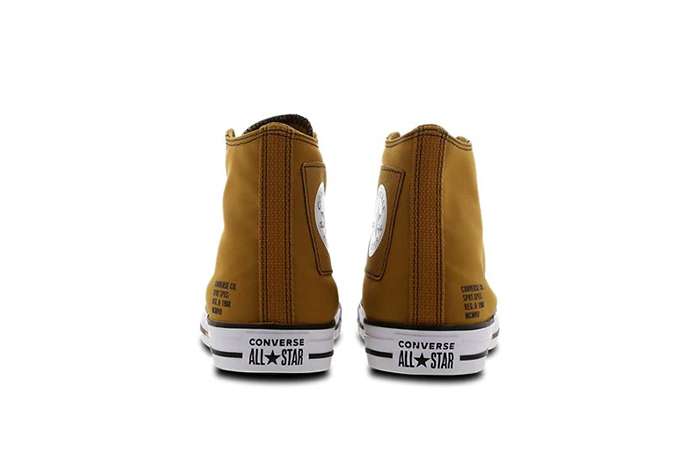 Converse Chuck Taylor All Star High Brown 166547C 04