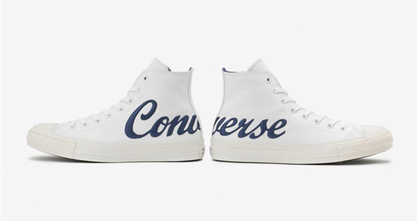 Converse Presenting Big Logo Embroidery On The Upcoming Chuck Taylor 100 Pack 01