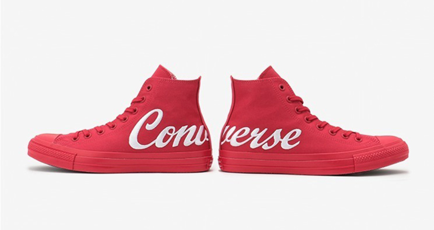 Converse Presenting Big Logo Embroidery On The Upcoming Chuck Taylor 100 Pack 03