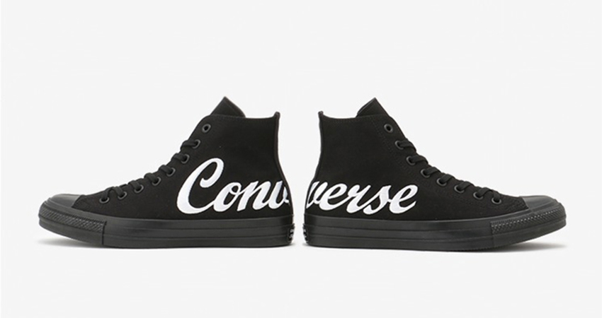 Converse Presenting Big Logo Embroidery On The Upcoming Chuck Taylor 100 Pack 05