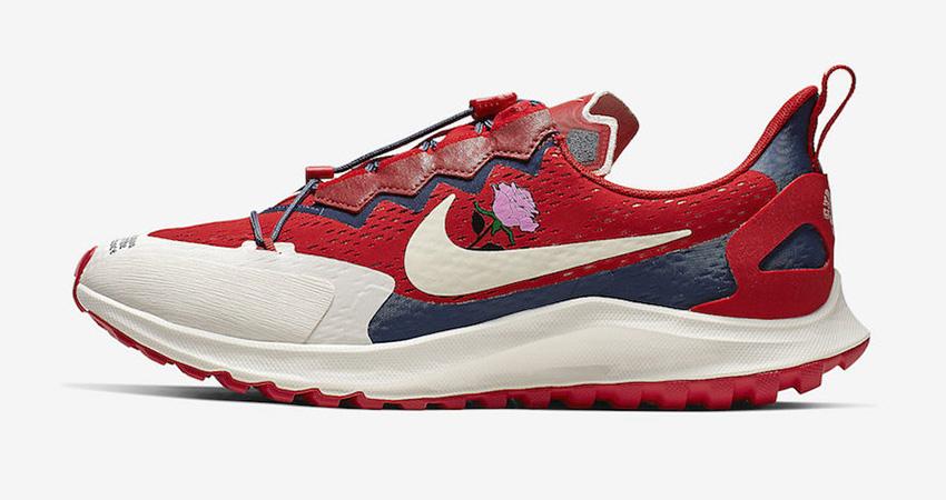 Gyakusou Nike Zoom Pegasus 36 Rose Coming With Two Enchanting Colour 01