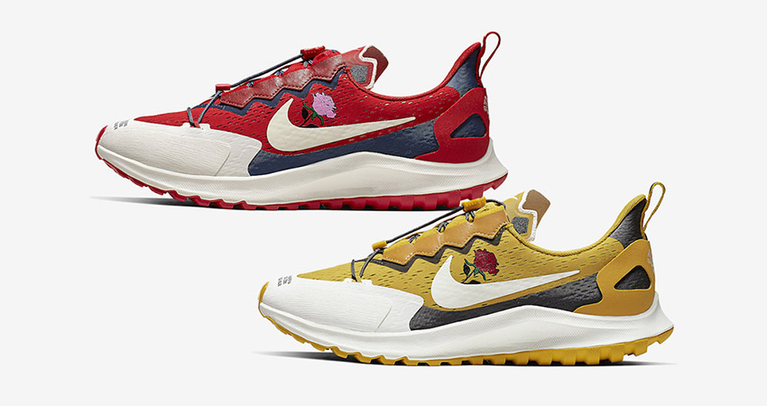 Gyakusou Nike Zoom Pegasus 36 Rose Coming With Two Enchanting Colour