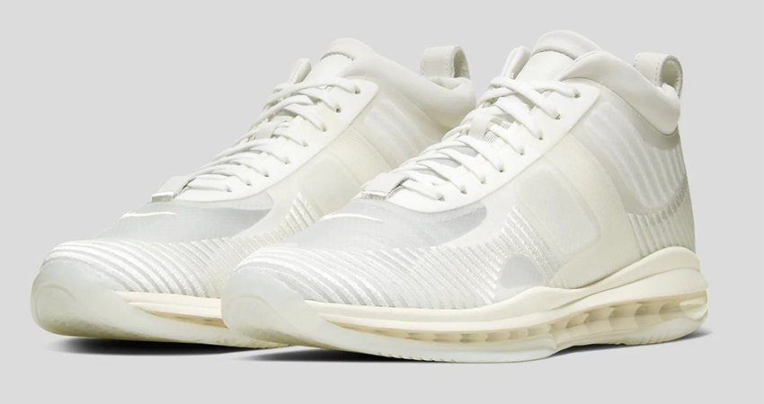 Have A Better Look At The Nike LeBron Icon Summit White 01