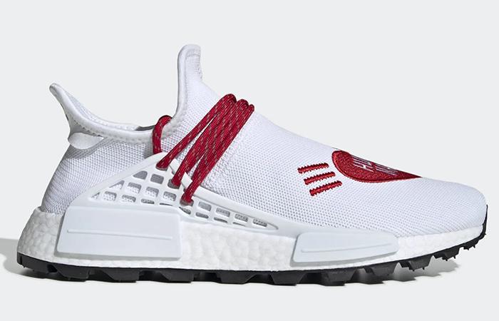 Human Made adidas NMD Hu Red White EF7223 03