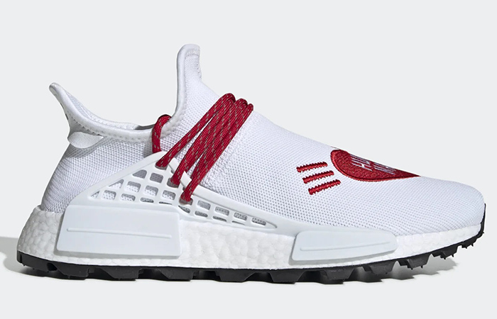 Human Made adidas NMD Hu Red White EF7223 03