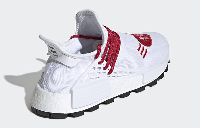Human Made adidas NMD Hu Red White EF7223 05