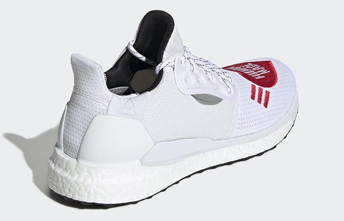 Human Made adidas Solar Hu Red White EG1837