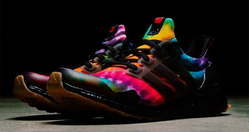 Nice Kicks adidas Ultra Boost Coming With A Multicolour Theme