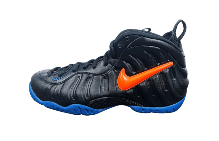 Nike Air Foamposite Pro Knicks Black 624041-010 01