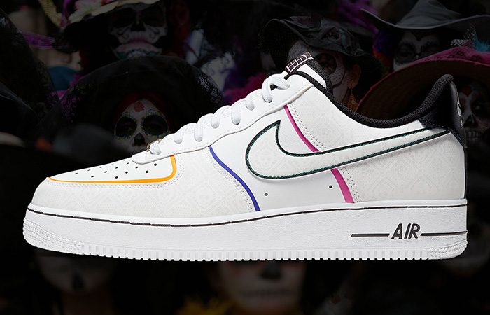 Nike Air Force 1 'Day Of The Dead' For Sale