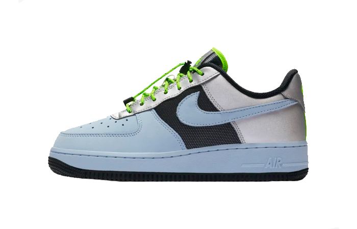 Nike Air Force 1 Low Birds Of Night Aqua 01