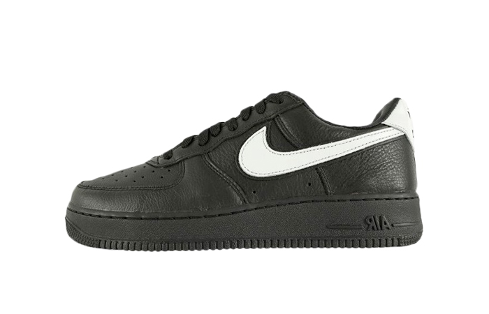 Nike Air Force 1 Retro Low QS Black CQ0492-001 01