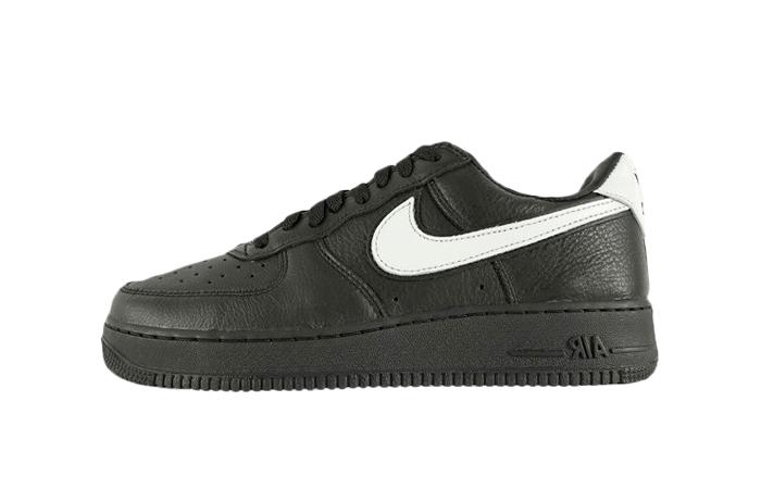 Nike Air Force 1 Retro Low QS Black CQ0492-001 01