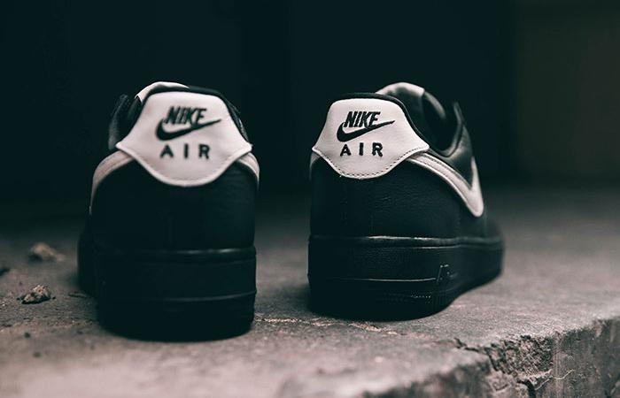 Nike Air Force 1 Retro Low QS Black CQ0492-001 04