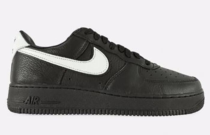 Nike Air Force 1 Retro Low QS Black CQ0492-001 05