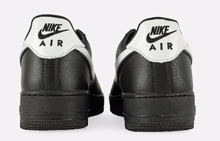 Nike Air Force 1 Retro Low QS Black CQ0492-001 06
